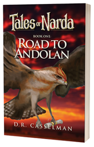 Road to Andolan - Tales of Narda